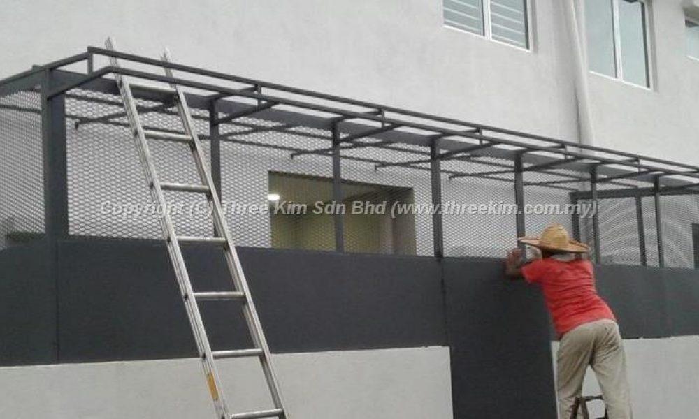 Mild Steel Metal Deck 4