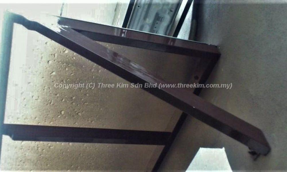 Mild Steel Pergola 10