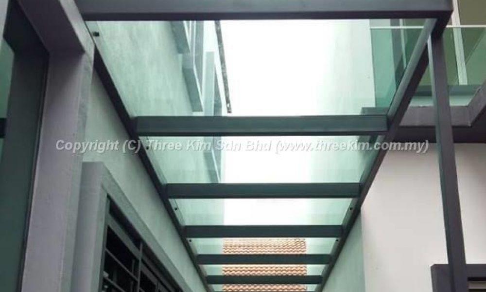 Mild Steel Skylight 11