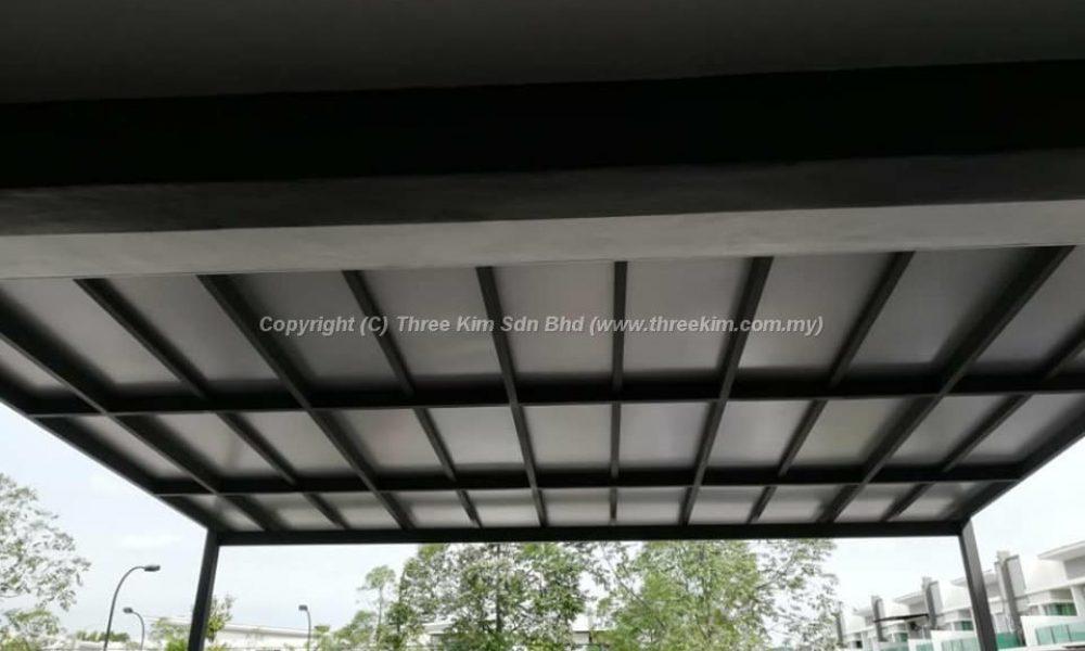 Mild Steel Skylight 15